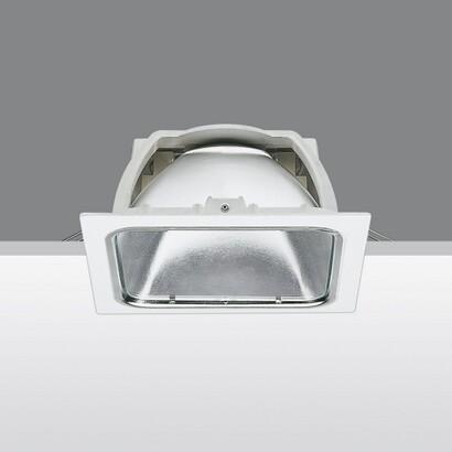 Sistema easy mh hal Transparent glass qt of 300w