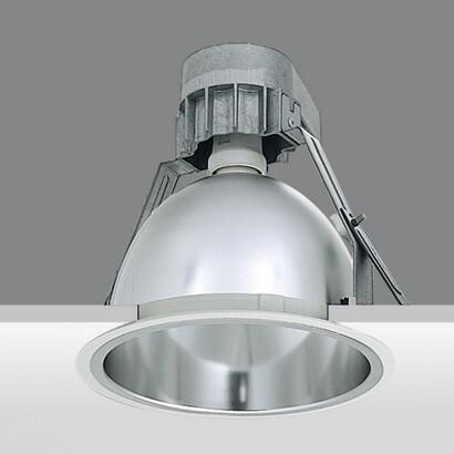 Lum Recessed the reflex qt 32 250w E27