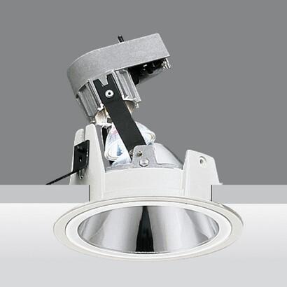 Recessed reflex óptica adjustable qr cbc 51 65w 12v gu5.3