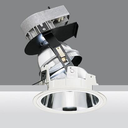 Recessed reflex óptica adjustable hit 35 70 150w g12