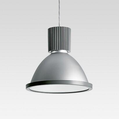 Central 41 42 Pendelleuchte mit emisión von licht direkt mit Diffuser en Aluminium