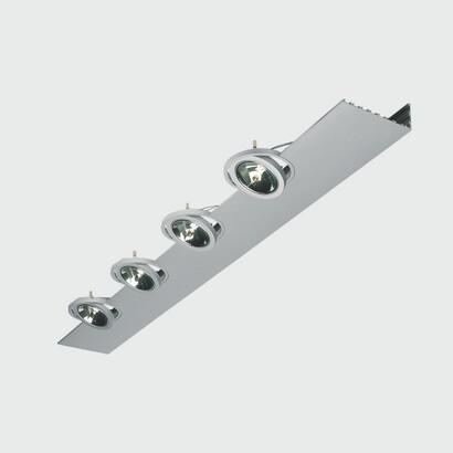 Composit Module 4 bodies with grupo of alimentación electrónico (Reflector of alta eficiencia)