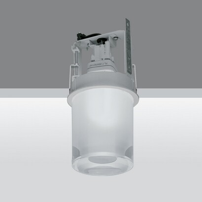 Cup Recessed with Lamp Fluorescent 26w