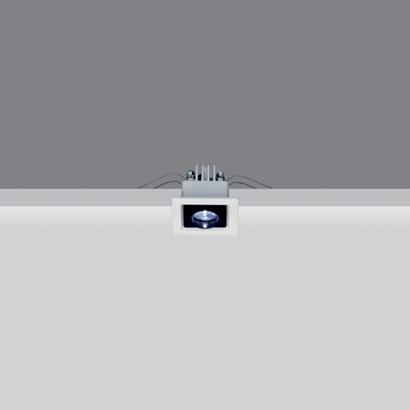 Deep Laser organisme Petit aplicación Frame 1x1,5w LED blanc neutral medium