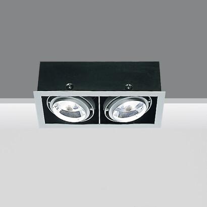 Frame Cuerpos ópticos Grandes 2x75w 230V PAR 30S