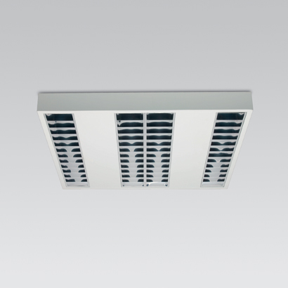 Galaxy T16 Wall lamp/Ceiling with óptica Dark and cabling dali