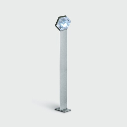 Glim Cube luminary with piqueta and transformador electrónico 1W white 4200K