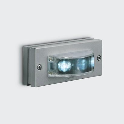 Glim Cube Wall Lamp with transformador electrónico 3W white 4200K L