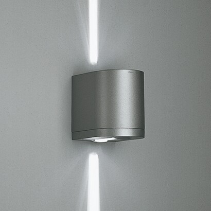 Kriss Technical Wall Lamp R7s 150w QT of Doble beam slim white