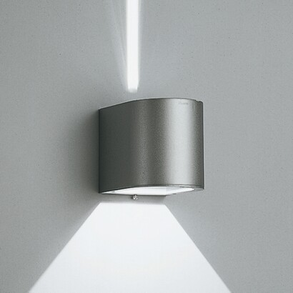 Kriss Technical Wall Lamp G12 70w HIT beam slim and 84º white