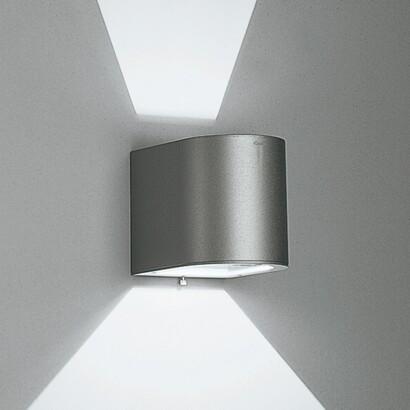 Kriss Technical Wall Lamp R7s 150w QT of Doble beam 46º and 84º Black