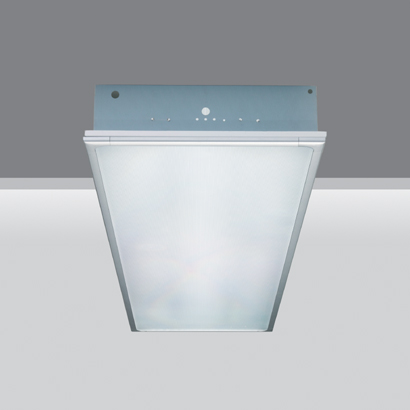 Lens Recessed s emergency light 2x28/54w T16