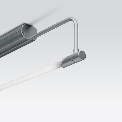 Libra Luminaria de Techo con tubo Fluorescente T5 54w y Difusor