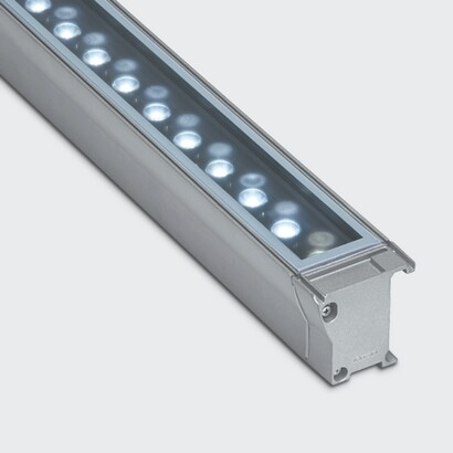 Linealuce Module with LED and electronic equipment óptica spot