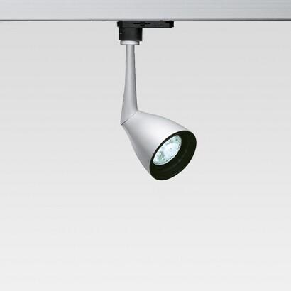 Lux 3x1,8w LED blanco cálido (Soporte corto)