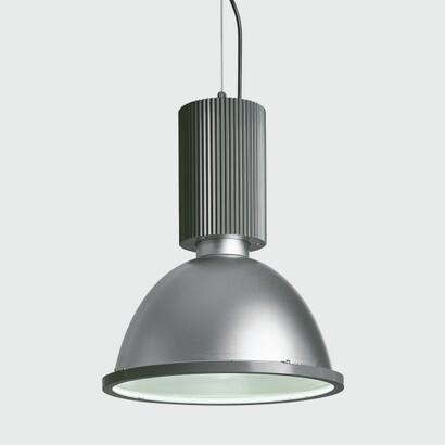 Maxicentral Pendelleuchte für iluminación direkt mit Reflektor von Aluminium 250w HIT