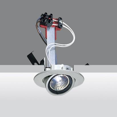 Minilaser Recessed adjustable 35w 12V QR-CBC 35