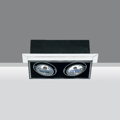 Minimal bodies ópticos small 2x50w 12 V QR-CBC 51