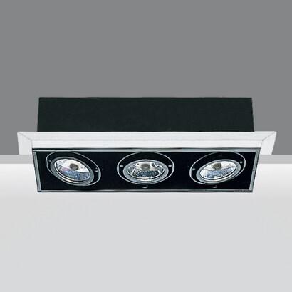 Minimal bodies ópticos small 3x50w 12 V QR-CBC 51