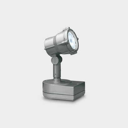 MiniWoody projector with base and transformador electrónico incorporado 35/50w 12 V QT 12