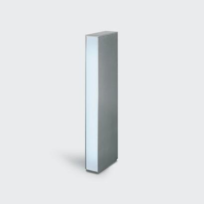 Pencil luminary with grupo of alimentación electrónico with emisión Doble 2x14w T16
