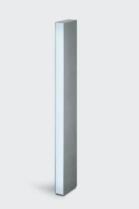 Pencil luminary with grupo of alimentación electrónico with emisión Doble 2x28w T16