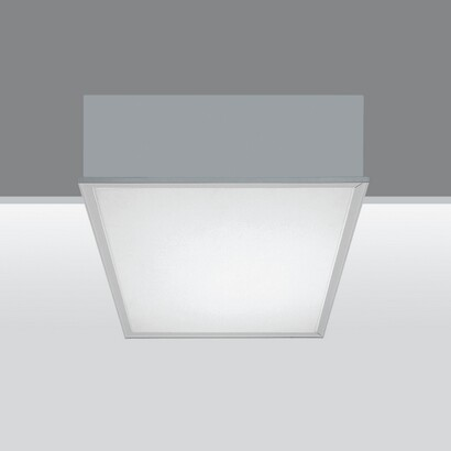 Sivra Compact Module Grand avec Diffuseur plan avec sistema de réglementation automática et équipement électronique avec dimmer del flujo clair digital 7x54W T16