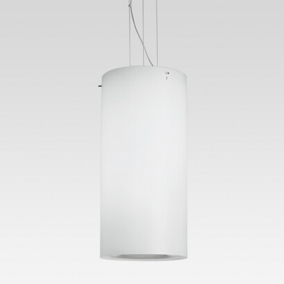 Tray Pendant Lamp with emisión of light difusa Fluorescencia 2x55w TC L