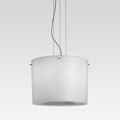 Tray Lámpara Colgante con emisión de luz difusa Fluorescencia 3x18w TC L