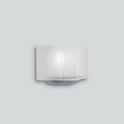 Vela Plissé Wall Lamp with Diffuser en Glass moldeado 100w E27 baja