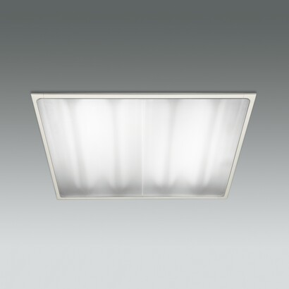 Lens Recessed s emergency light 4x14/24w T16