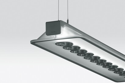 I88 Pendant Lamp Module Single Dark VDU L?1000cd/m2 ? > 65° up/down with electronic equipment dali 2x35w T16