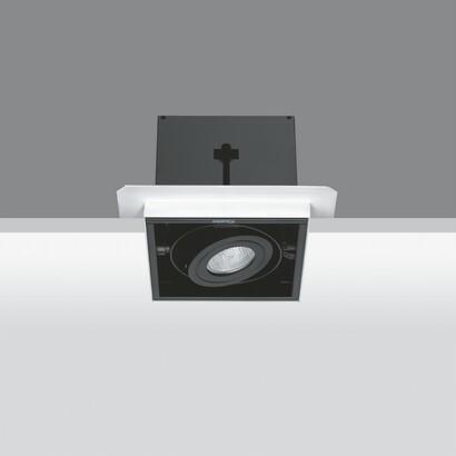 Minimal body óptico Small Square 1x35W HI PAR51 (ESD50)