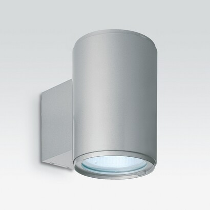 Iroll 65 Wall Lamp up/down body Large versión Profesional with óptica adjustable and electronic equipment
