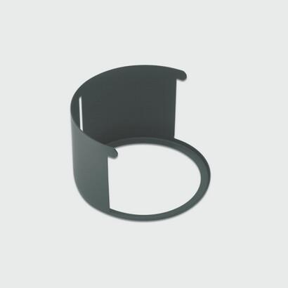 Diffuser for emission asymmetric 180° + Señal of Luz