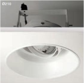 Smooth Empotrable Orientable HIT R 111 35W (con lámpara)