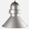 Serie 7000 Lámpara Colgante ø39cm G24d-3 TC D 2x26w Aluminio y acero