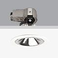 Cool Downlight ø10,7cm Gx5,3 QR-CB 51 12v 50w