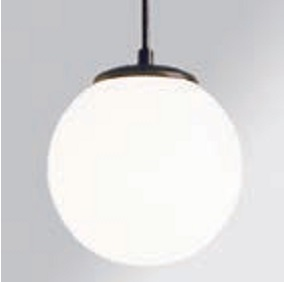 Serie 7000 Pendant Lamp ø30cm E27 100W Diffuser Glass opal