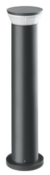 Morea Beacon IP55 H.550mm QT 14 40W Black