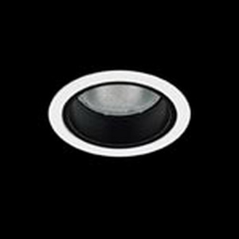 ECLIPSE Recessed fixed antiglare PAR 30L C dimmable R 35/70W Bl