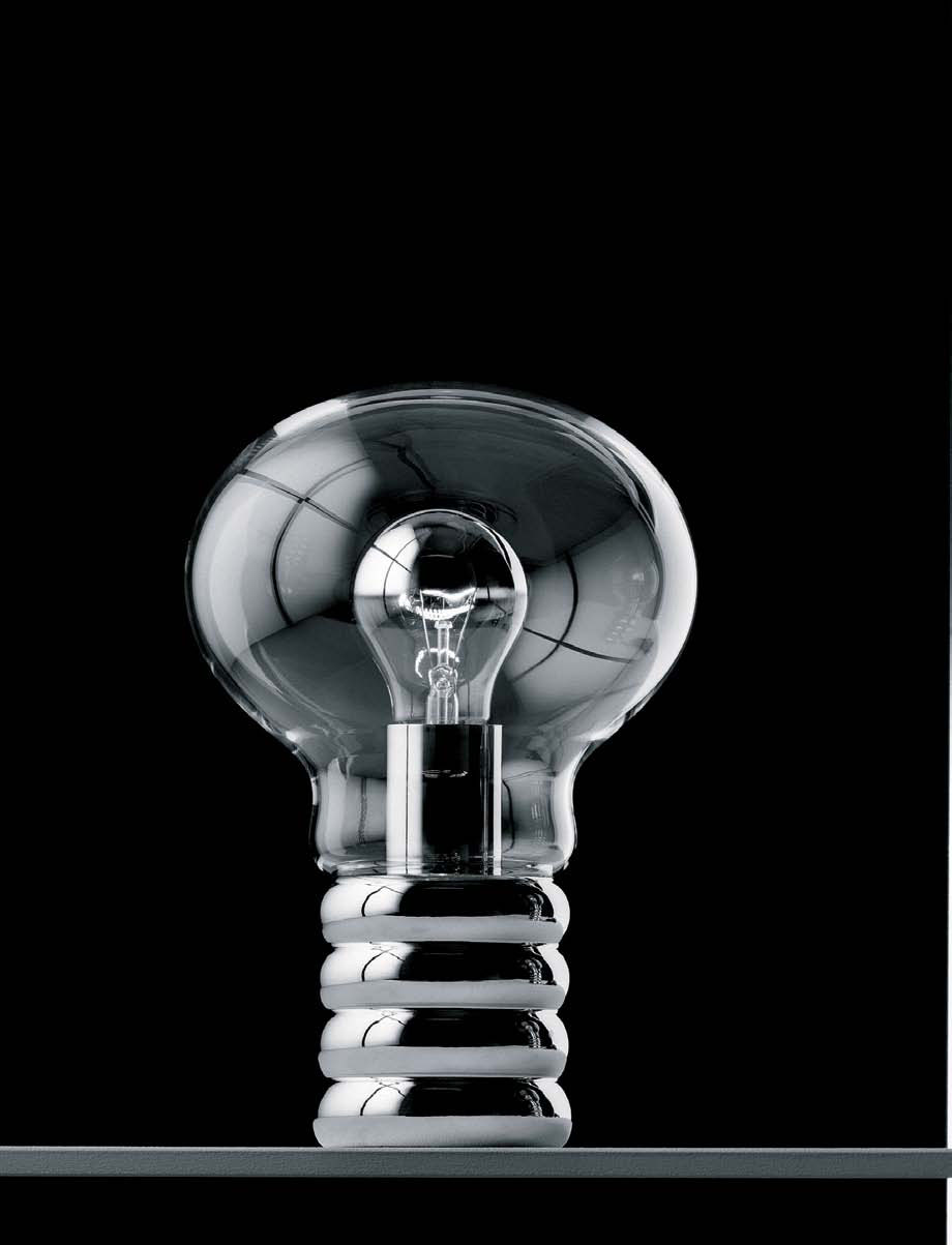 Bulb Table Lamp cromad