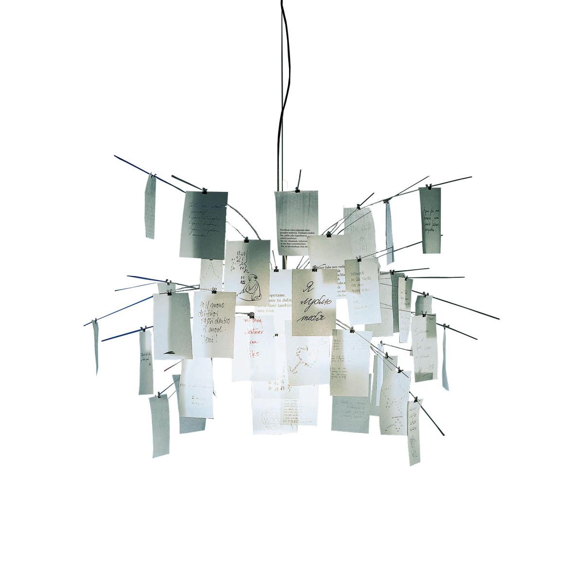 Zettel z5 Pendant Lamp 120x120cm