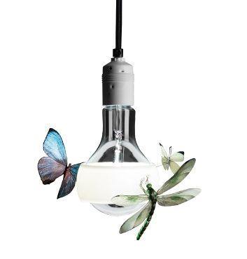 Johnny B. Butterfly Lámpara colgante 230V Cable 170cm