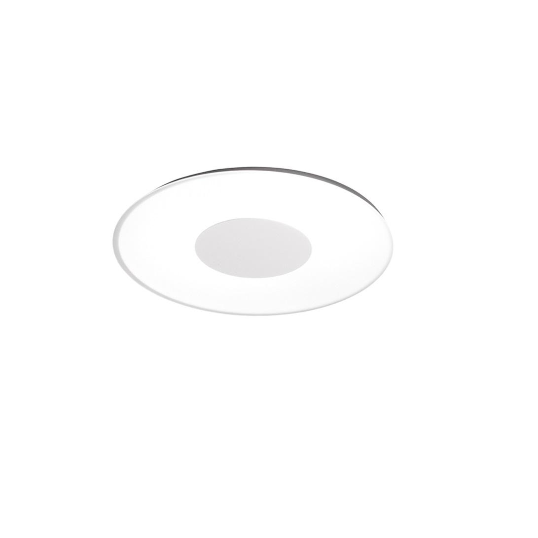 Bottone Eco Aplique/Plafón Redondo 40cm 2x25w blanco