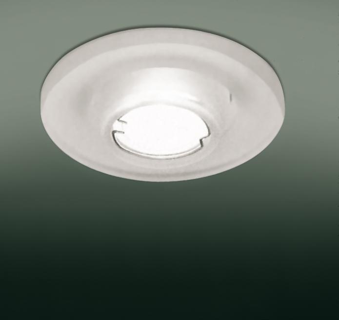 SD 832 Recessed dichroic Glass SATINATO