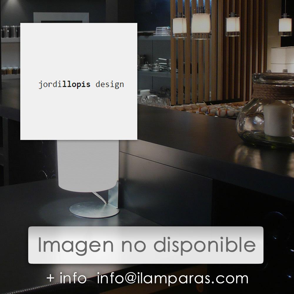 Oli&UnLlum P lámpara de Pie 1xE27 150w blanco Organza