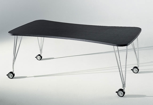 Max Table with wheels 160x80cm