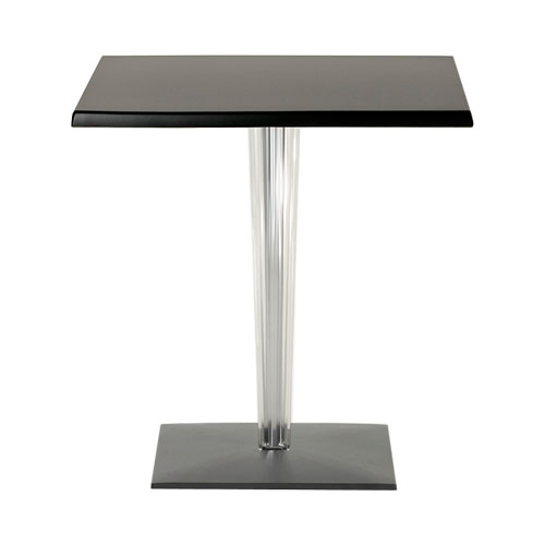 TopTop tisch für Dr Yes tablero pfote basis cuadrados 70cm