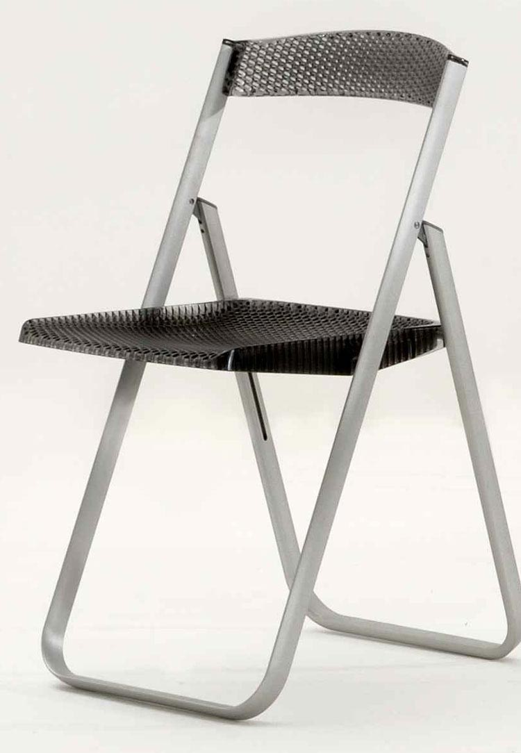 Honeycomb silla plegable